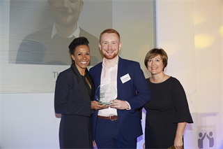 Apprentice of the Year Winner: Thomas Turner