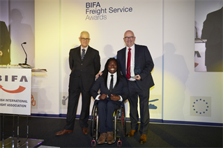 Specialist Services Award Winner: Morgan Cargo